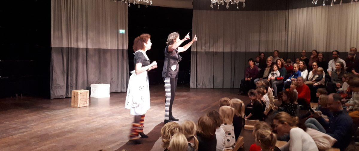 Blog | Jeugdtheater: kinderboeken in het theater